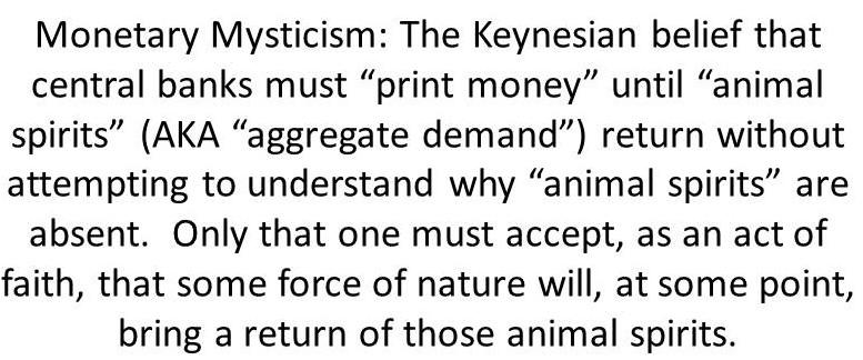 Monetary Mysticism