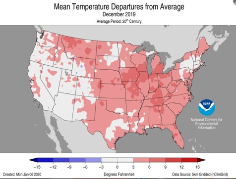 How The Heat Affects Economic Data